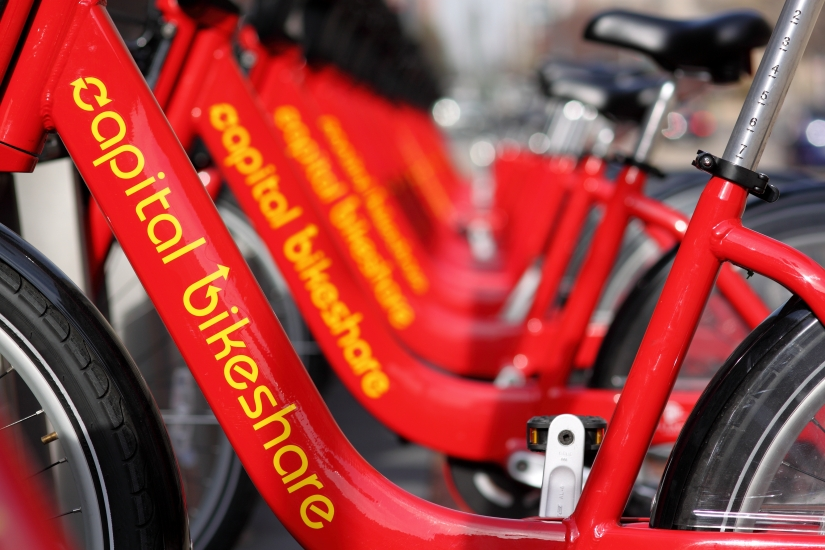 Bike Share Newcomers Face Rough Road In US & Europe