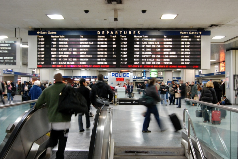 Understanding the History Behind The Chaos at Penn Station