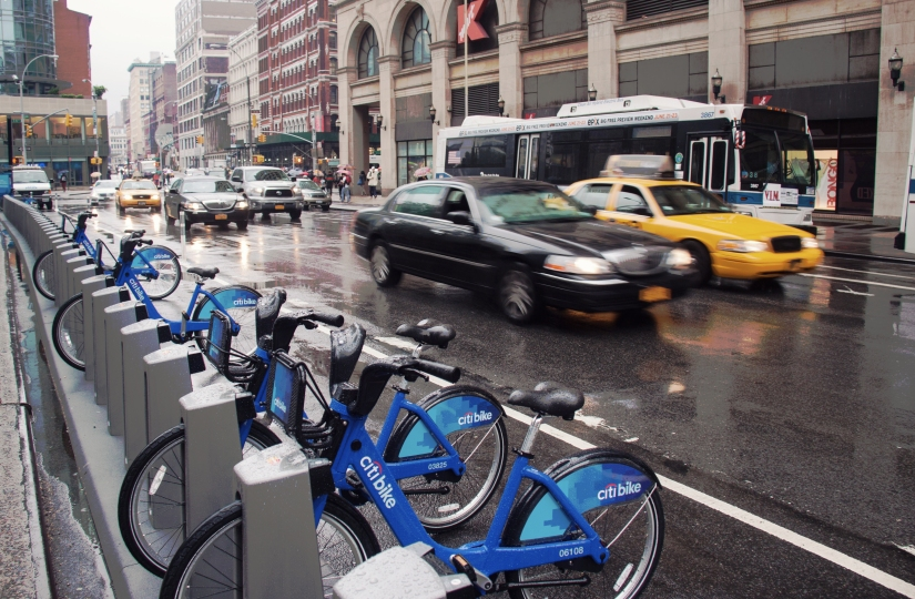 New York's Citibike Records Its First Fatality