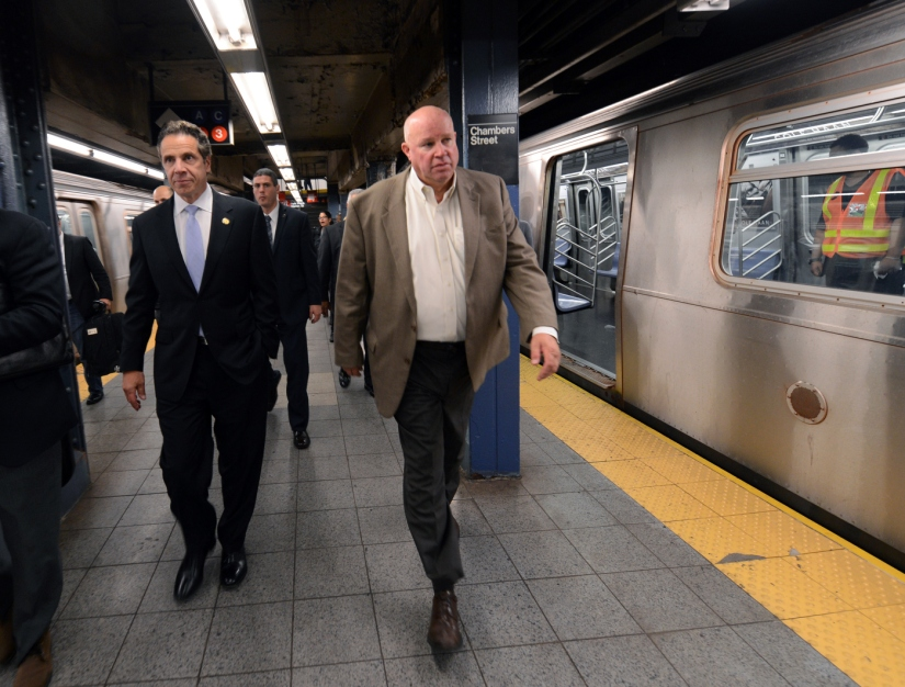 Four Better Ways To Raise Money For The Subway